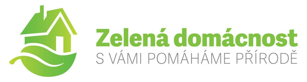 Logo zelená domácnost